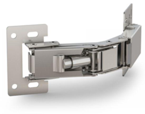 Charnière invisible charnière - ouverture 150°