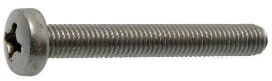 Vis métaux tête cylindrique pozi vis métaux tc pz