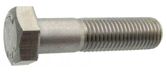 Vis métaux tête hexagonale filetage partiel vis métaux th pf