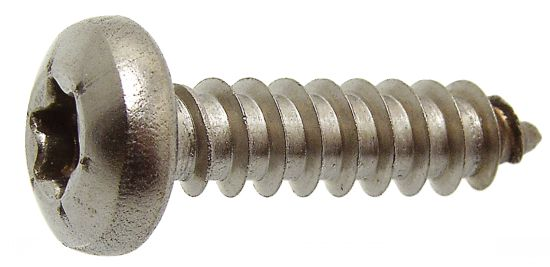 Vis tôle tête cylindrique torx vis tôle tc 6 lobes