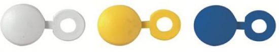 Capuchon couleur pour rivet tête plate cache rivet