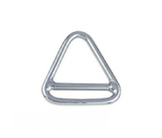 Anneau triangle à barette