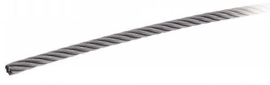 Câble souple 7x19 câble souple 7 torons de 19 fils