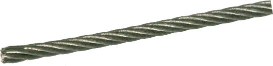 Câble monotoron 1x19 câble rigide