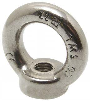 Ecrou à anneau ecrou oeil femelle