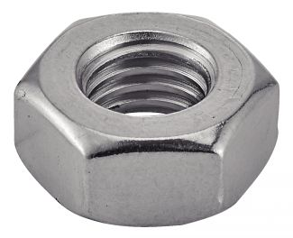 Ecrou hexagonal hu lubrifié ecrou lubrifié