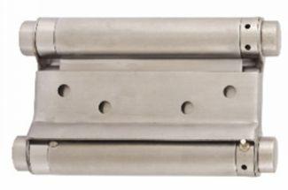 Charnière type western charnière - pour porte de 25 à 40 kg - recommandée 3 pces par porte