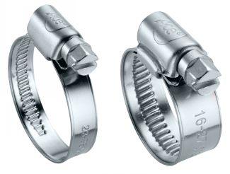 Collier bande pleine w5 collier de serrage 9-12 mm