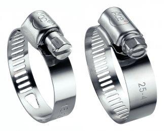 Collier bande perforé w4 collier de serrage