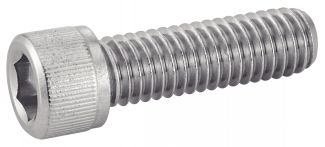 Vis métaux tête cylindrique six pans creux unc vis métaux tchc unc