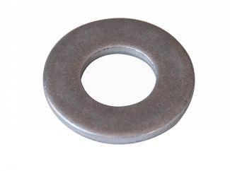 Rondelle plate découpée rondelle aluminium ag3 brut