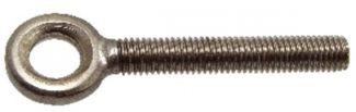 Piton métaux forgé vis à oeil pour tendeur