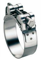 Collier à tourillons w5 collier de serrage pour tuyau épais et armé